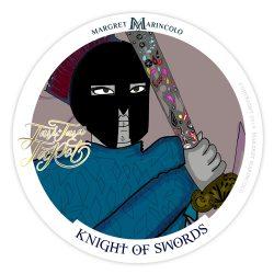 Ritter der Schwerter Tarot Tageskarte