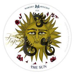 XIX - Die Sonne Tarot Tageskarte