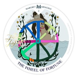 X - Das Rad des Schicksals Tarot Tageskarte